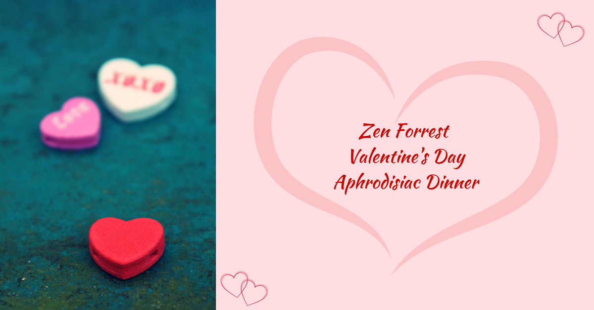 Valentines Day Is Wednesday February 14th Zen Forrest Chinese